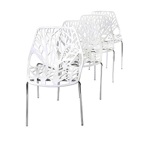 Makika Sedia Design Sedia da Ufficio Mobili Retro Sedia da Pranzo ...