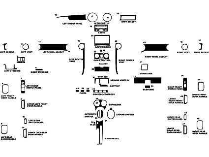 Amazon Rdash Dash Kit Decal Trim For Scion Xb 20042006. Rdash Dash Kit Decal Trim For Scion Xb 20042006 Aluminum Brushed Silver. Scion. Scion Xa Instrument Cluster Diagram At Scoala.co
