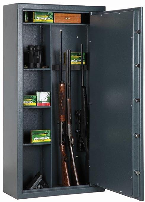Infac-Caja fuerte Infac armas largas con 6 estantes