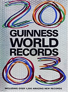 Guinness world records 2001 editor 9781892051011 amazon books guinness world records 2003 ccuart Gallery