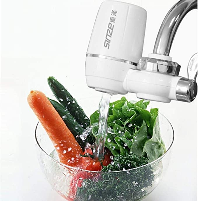 Filtros para grifo Purificador del Agua Grifo, purificación casera de la Cocina del Agua del Grifo: Amazon.es: Hogar