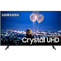 """Smart TV 55"""" 4K Samsung UN55TU8000GXZD, Crystal UHD, Borda Infinita, Alexa Built In, Visual Livre de Cabos, Modo…"""