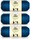 Caron Simply Soft Yarn Solids (3-Pack) Ocean H97003-9759