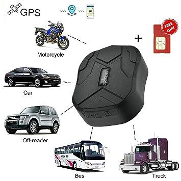 Rastreador GPS Winnes GPS Tracker Seguimiento en Tiempo Real ...