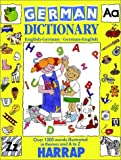 Harrap's German 1000 Word Illustrated Dictionary, Evelyn Goldsmith, 0133826724