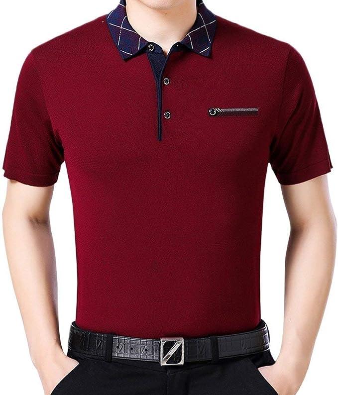 Camisa De Polo De Verano para Hombre Camisetas Mode De Marca ...
