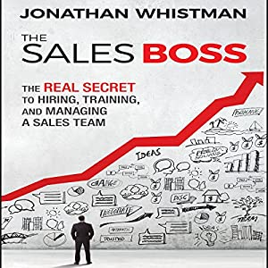 The Sales Boss Audiobook