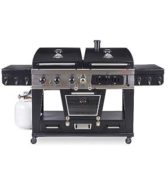 Pit Boss Memphis Ultimate Hybrid Grill