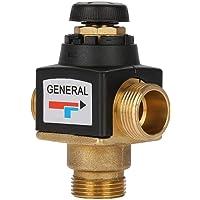Válvula termostática de mezcla para calentador de agua