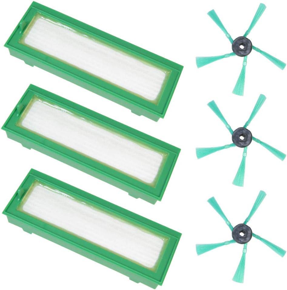 Mantenimiento Set 3 x sustituir filtro HEPA filtro de polvo ...