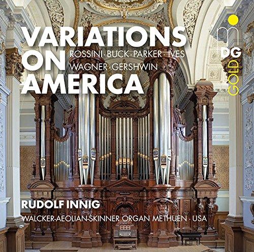 Variations on America: American Organ Music