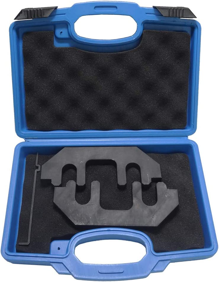 TRIL GEAR Camshaft Alignment Holding Tool Tension Cam Timing Lock Fit for Ford 3.5L /& 3.7L