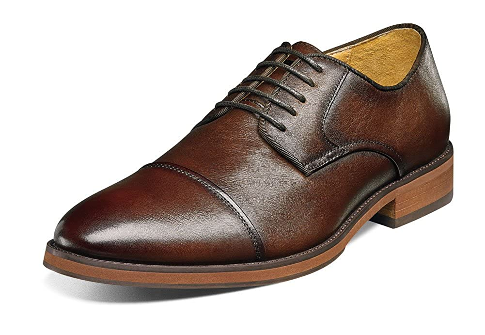 Florsheim Florsheim Florsheim Men's Blaze Black Cap Toe Oxfords Shoes Sz: 10 B06WVBYX3C Fashion Sneakers 504c5e