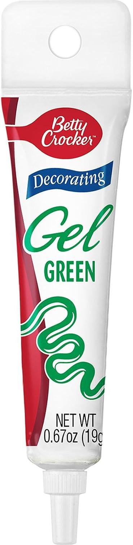 Betty Crocker Gel Icing, Green, 0.67 oz