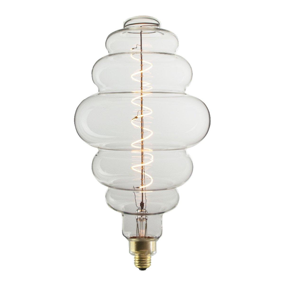 (パックof 6 )バルブライト776304 4 W LED Beehive Shaped Grand 2200 K e26フィラメント電球 B0742NKLWZ
