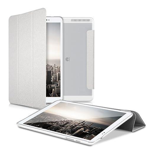 80 opinioni per kwmobile Custodia per Huawei MediaPad T1 10- Cover in simil pelle Copertina
