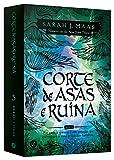 capa de Corte de Asas e Ruína. Corte de Espinhos e Rosas - Volume 3