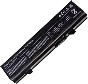 Replacement Laptop Battery for Dell Latitude Latitude E5400 E5410 E5500 E5510 KM742 KM769 RM656 T749D