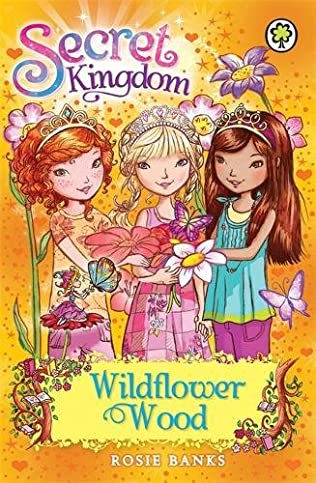 book cover of Wildflower Wood