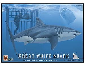 Pegasus Hobbies 9501 1/18 The Great White Shark