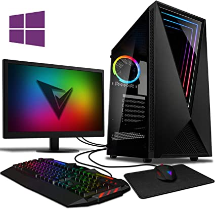 Vibox Pyro GS450-92 Gaming PC Ordenador de sobremesa con 2 Juegos ...