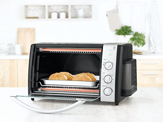 TV Das Original 2049 Maxx Cuisine - Horno con función de vapor ...
