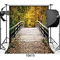 SJOLOON 10x10ft Virgin forest Thin Vinyl Customized Backdrop CP Photography Prop Photo Background 10615