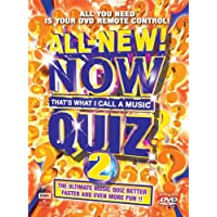 Now Thats What I Call A Music Quiz 2 - Interactive DVD Game [Interactive DVD]