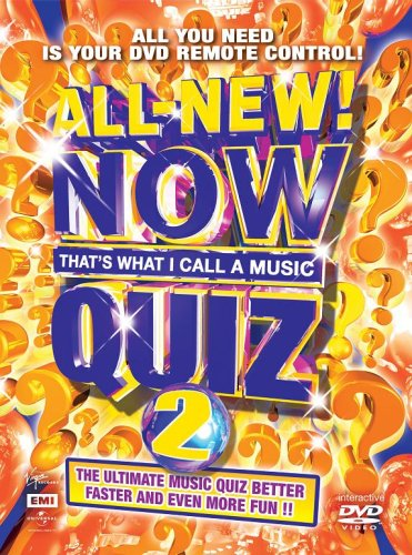 Now Thats What I Call A Music Quiz 2 - Interactive DVD Game [Interactive...