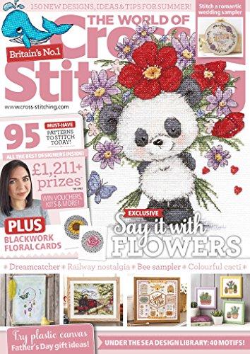 The World of Cross Stitching (Cross Stitch Magazine)