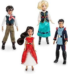Disney Elena of Avalor Mini Doll Set - 5 Inches