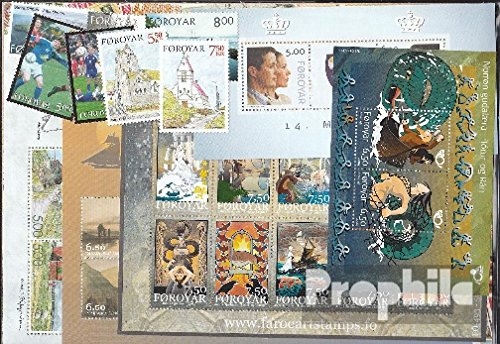Denmark - Faroe Islands 2004 Complete Volume in Clean Conservation (Stamps for Collectors)