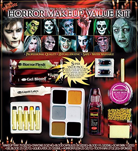 [Horror Value Makeup Kit by Unknown] (Horror Makeup Value Kit)