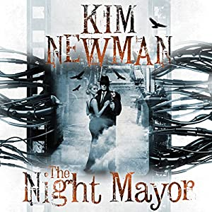 The Night Mayor Audiobook