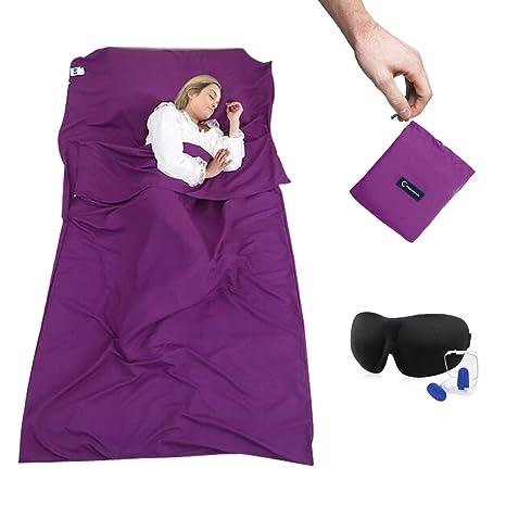 gintai camping cabaña Saco de dormir, saco de dormir Inlay, viaje saco de dormir