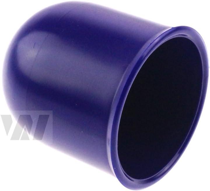 Anh/ängerkupplung Schutzkappe Abdeckung blau
