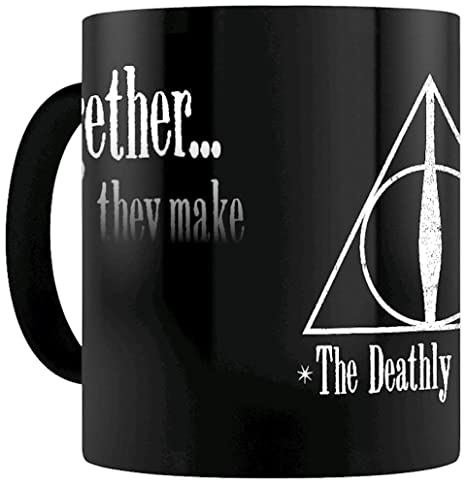 GB Eye LTD, Harry Potter, Deathly Hallows, Taza Mágica cambiante ...