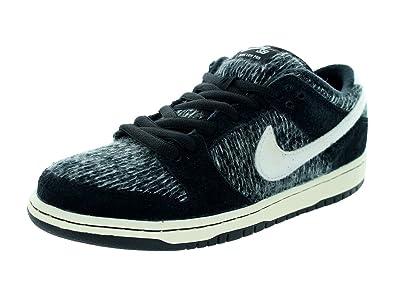 buy online 72e9d 90904 Nike Mens Dunk Low Warmth Black Ivory-Black-Hyper Grape Fabric Size 9