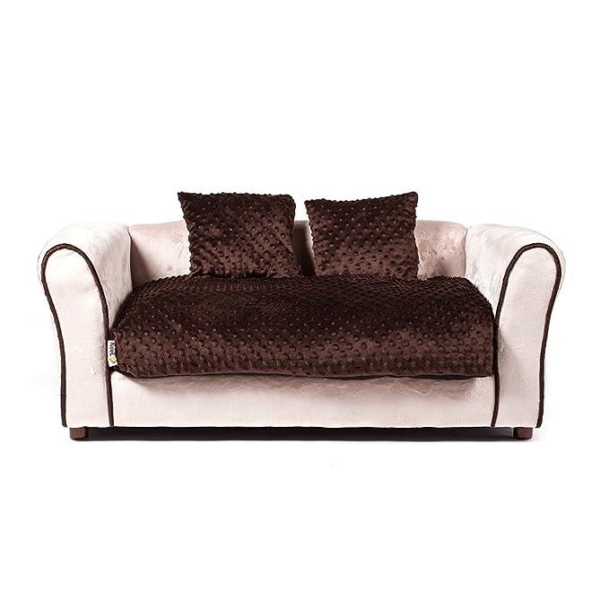Amazon.com: Sofá cama para mascotas, de la marca Keet ...