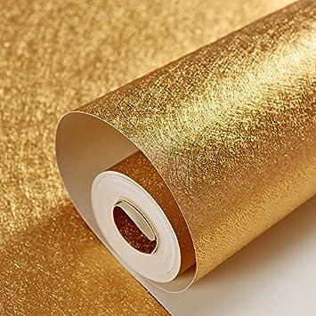 Cunguang Luxus Gold Platin Wallpaper Lobby Halle Gehweg Golden Circle 0