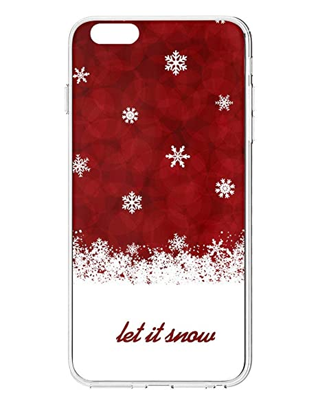 Turbo Delivery LLC -Xmas Christmas Tree Snowman Reindeer Santa ClausRubber Case for New Apple iPhone