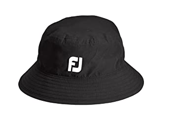 a695a266455 Image Unavailable. Image not available for. Colour  Footjoy DryJoys Bucket  Hat - Golf ...