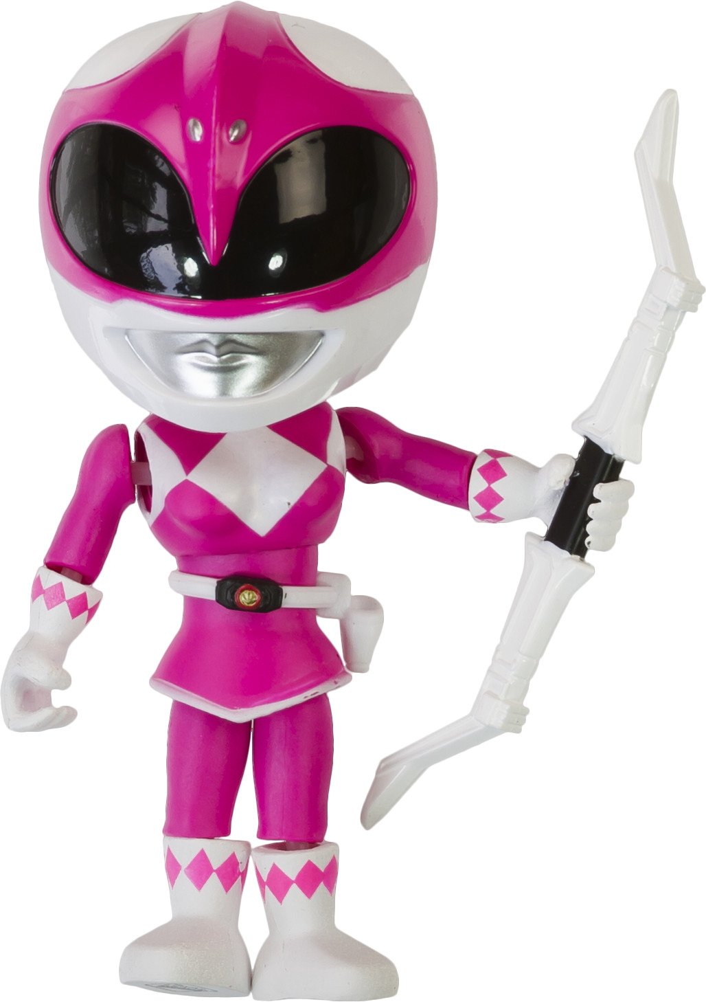 ~3.3 The Loyal Subjects Action Vinyls x Power Rangers Mini-Figure Pink Ranger