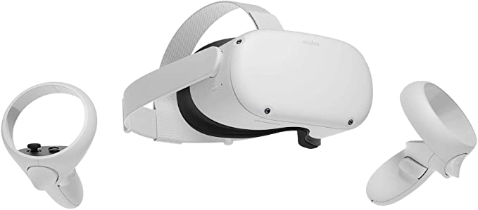 Oculus Quest 2 — Advanced All-In-One Virtual Reality Headset — 64 GB: Amazon.co.uk: PC & Video Games