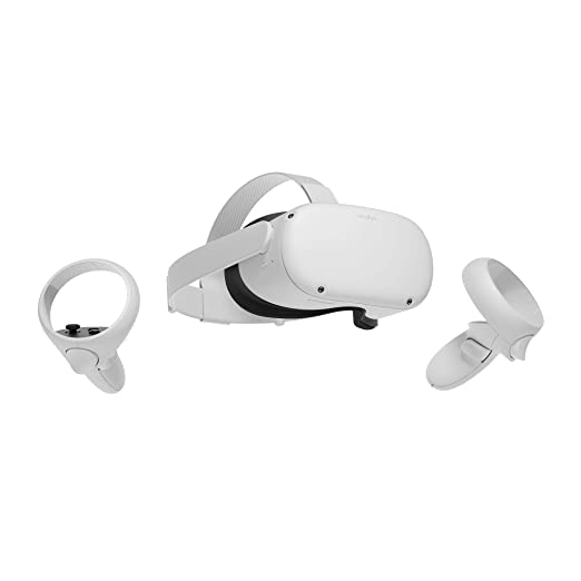 Amazon.com: Oculus Quest 2 — Advanced All-In-One Virtual Reality Headset — 64 GB: Video Games