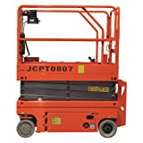 Ballymore Drivable Mini Scissor Lift, 19 Feet - 1
