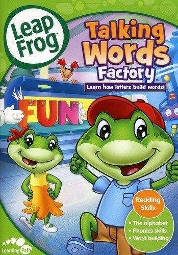 LeapFrog: Talking Words Factory (Leapfrog Word Factory Dvd)