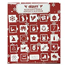 Air pure Scented Advent Calendar Tea Lights Christmas 2016 FREE POSTAGE by Pure Air