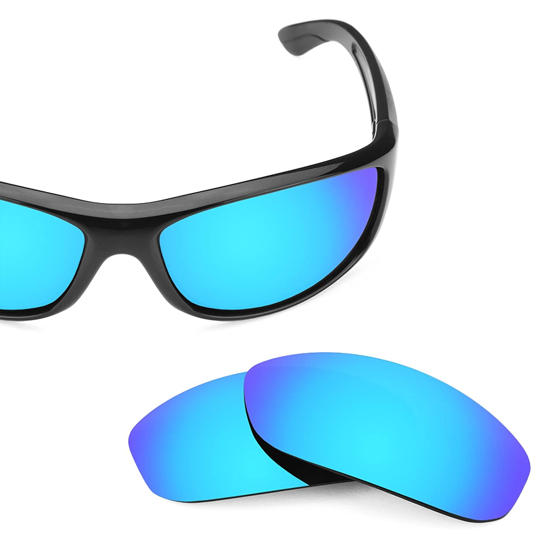 Revant Lentes polarizados para Arnette Freezer AN4155 (Azul Hielo) MirrorShield®: Amazon.es: Ropa y accesorios