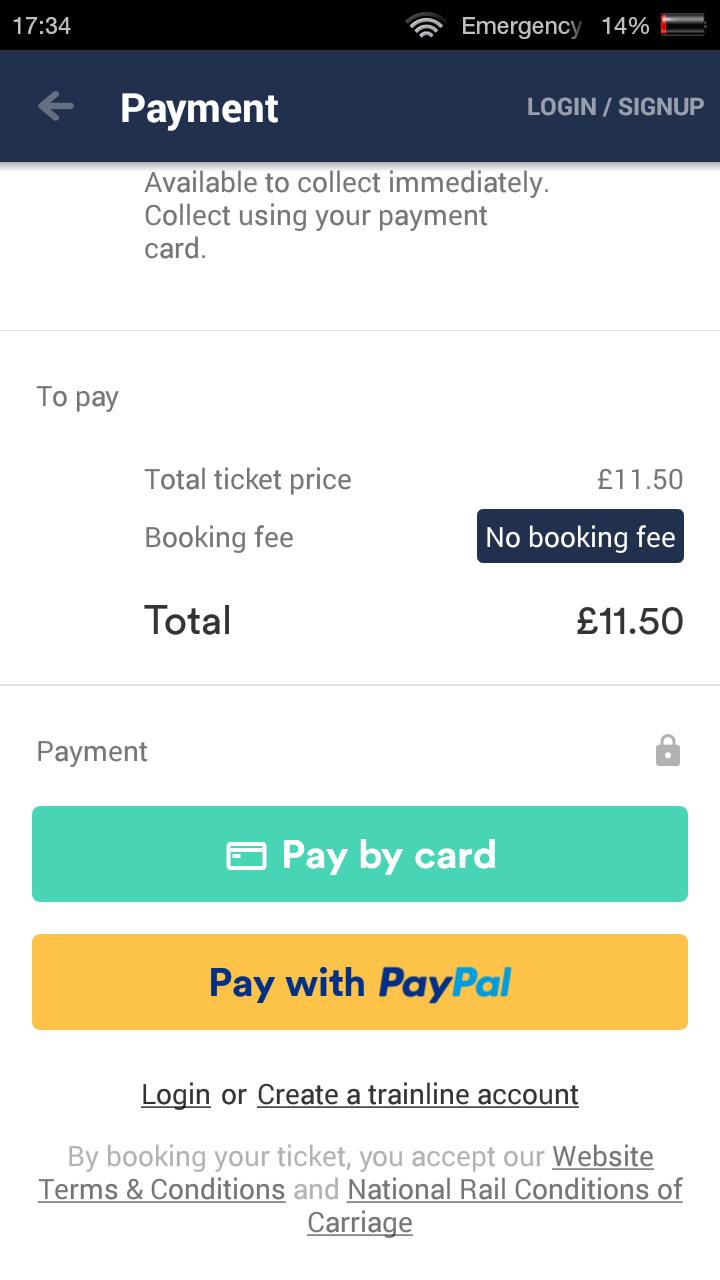 Trainline UK: Live Train Times, Tickets & Planner - com